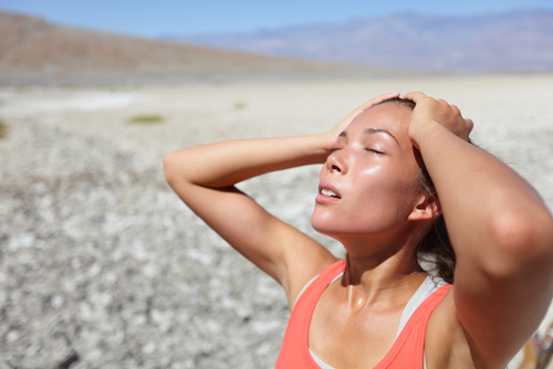 Don't Dehydrate Yourself While Exercising