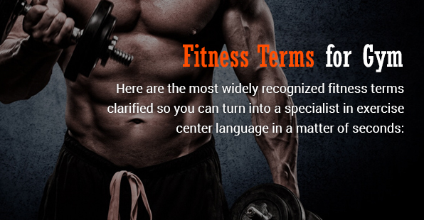 Fitness Terms for Gym
