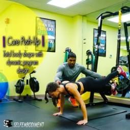 SelfEmbodiment Fitness